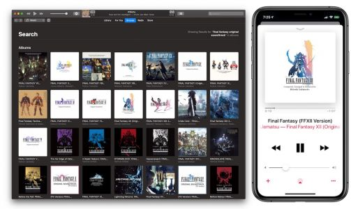 Apple Music Gains Soundtracks for Every Main Entry in the Final Fantasy Series