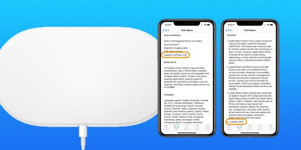 There's at least one AirPower '2018' reference left on Apple․com