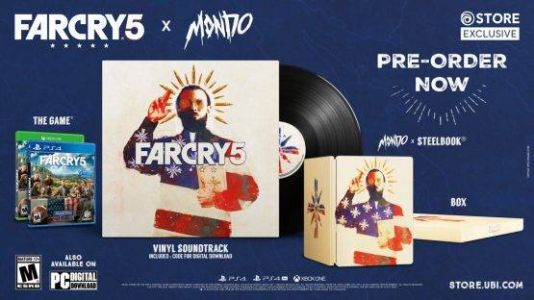 Limited Edition Far Cry 5 Mondo Edition Comes With Vinyl Soundtrack