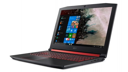 Acer's affordable gaming laptop gets a Ryzen processor and GPU boost