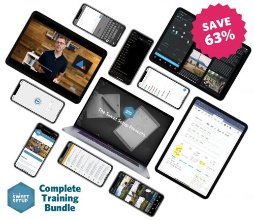 Save $339 on the Entire TSS Course Library