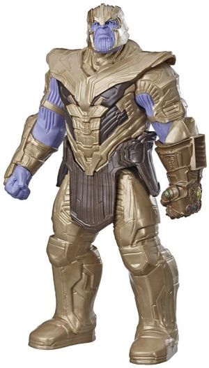 Destroy the universe with these awesome Thanos action figures