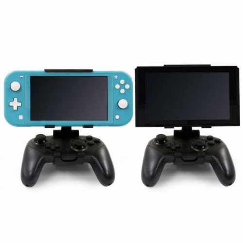This Switch Accessory Lets You Mount The Pro Controller To The Console