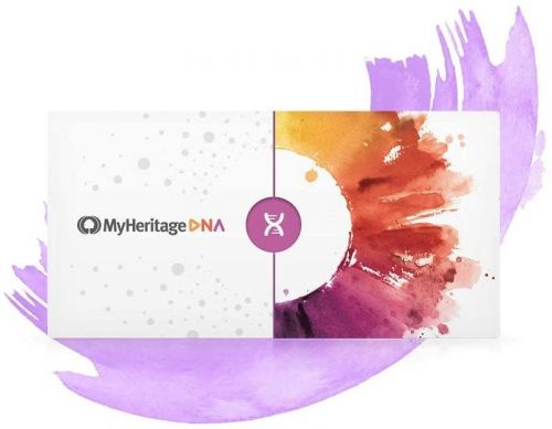 Discover yourself this Cyber Monday with this MyHeritage DNA Test Kit deal