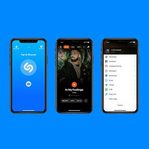 Apple's Shazam teams up with Instagram for new Stories functionality