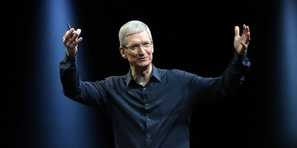 Tim Cook says he 'loves the tax cut and tax reform' and that 'it's great for business'