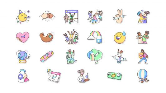 WhatsApp 'Vaccines for All' Stickers Help Users Share Vaccine Experience