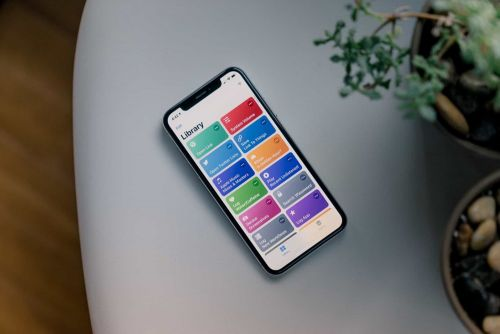 Our first look at Shortcuts on iOS