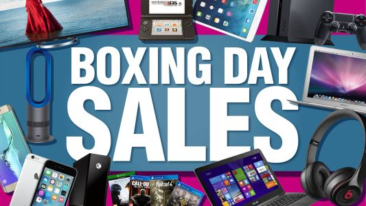 The best Boxing Day sales 2017: bringing the best UK deals to you right now