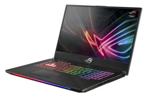 17-inch ASUS Strix SCAR II Gaming Laptop Announced