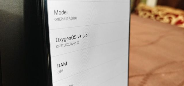 4 Cool New Features in Oreo Beta 2 for the OnePlus 5T