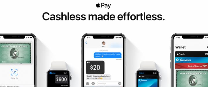 Apple Pay is Moving On Up