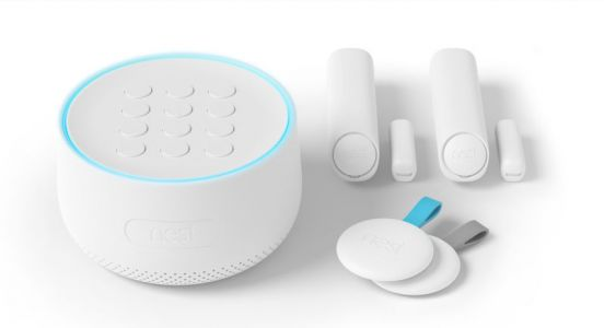 Google's Nest Security System shipped with a secret microphone