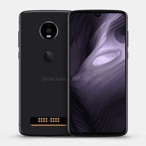 Moto Z4 Play leaks: notched display, single rear camera, Moto Mods support