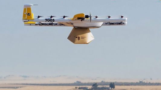 FAA to award first drone delivery service license in the U.S. next month