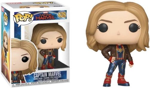 These are the best Captain Marvel Funko Pop! figures