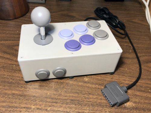 Check out these awesome homemade retro arcade sticks - that you can buy