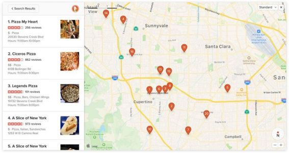 DuckDuckGo Integrates Apple Maps for Map and Address Searches
