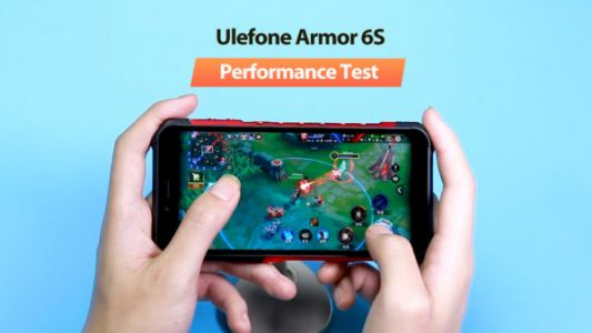 Ulefone Armor 6S Performance Tested In Front Of A Camera