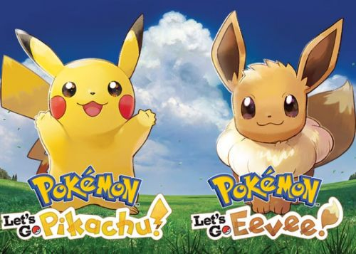 Pokemon Let's Go Switch demo now available for free