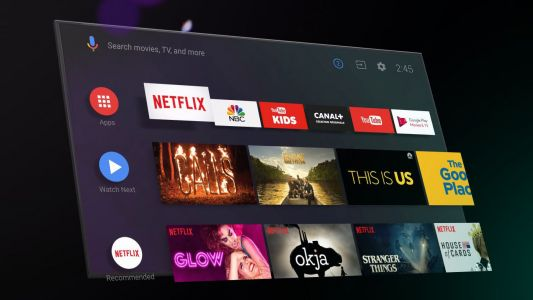 AT&T's DirecTV Now streaming box apparently makes some huge changes to Android TV's UI