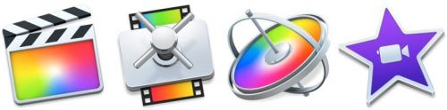 Apple Updates Final Cut Pro, Motion, Compressor, and iMovie