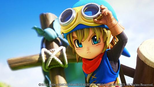 Everything We Know about Dragon Quest Builders on the Switch