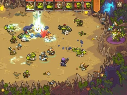 RPG title Legends of Kingdom Rush is now available via Apple Arcade