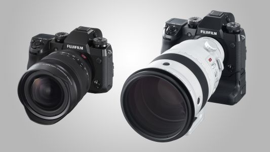 Long and short: Fujifilm announces two high-end X Series lenses