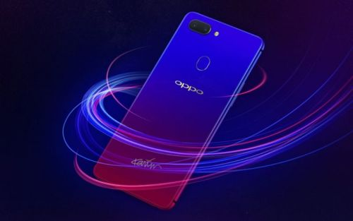 OPPO R15 Nebula Special Edition Handset Announced In China