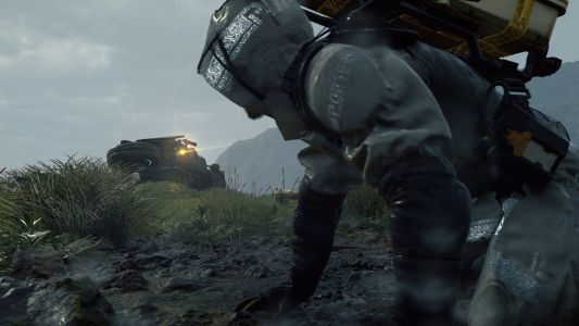 Death Stranding is in a 'critical phase', according to director Hideo Kojima
