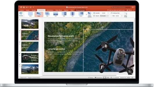 Microsoft launches Office 2019 Mac preview to organizations with new admin tools, focus mode, Morph transitions, more