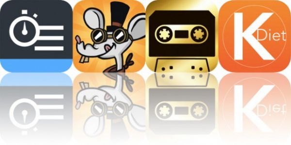 Today's Apps Gone Free: BusyBox, Feed the Rats, Cassette Gold and More