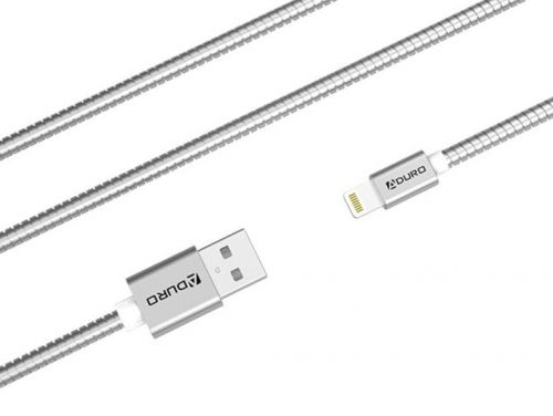 Deals: Metallic Spring 3 ft MFi- Certified Lightning Cable