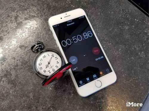 How to use the Stopwatch on iPhone and iPad