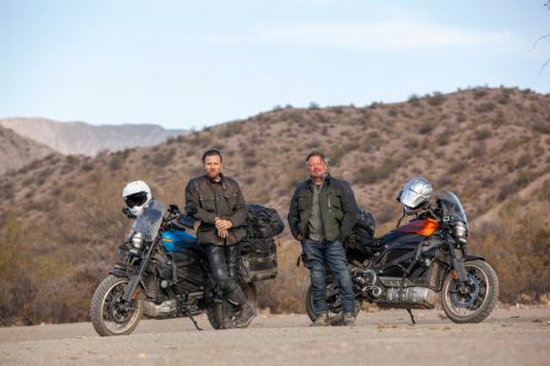 Apple TV+ offers a look at Ewan McGregor's Motorbike Series 'Long Way Up'