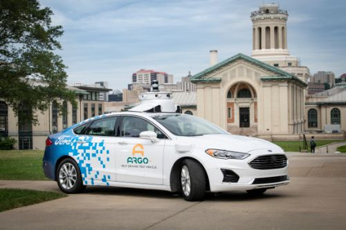 Argo.ai and Carnegie Mellon form driverless vehicle research center
