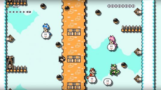 Everything you want to know about Super Mario Maker 2's Multiplayer modes