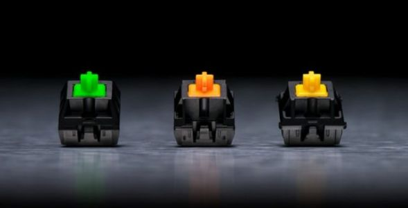 Razer To Make Its Mechanical Switches Available To Other Keyboards