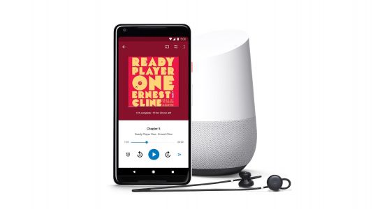 Audiobooks from Google Play are smarter, more social, with no subscription