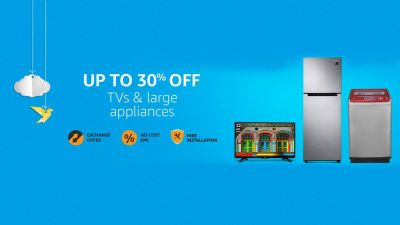 Amazon Great Indian Sale 2017: best deals on refrigerators, washing machines and more