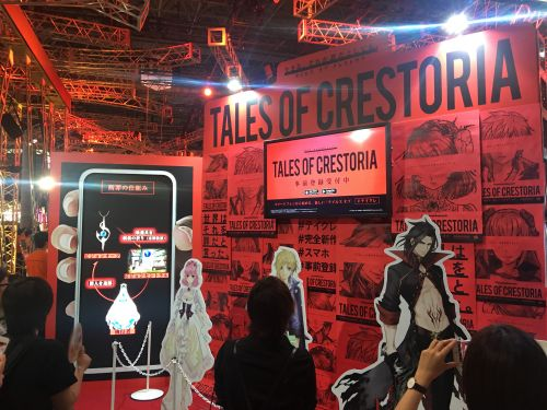 TGS 2018: Bandai Namco Throws its Weight Behind 'Tales of Crestoria'