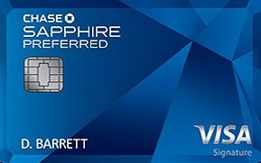 New Chase Sapphire Preferred Credit Card offer features 60k points