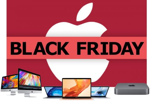 Black Friday 2018: Best Deals on MacBook Pro, MacBook Air, iMac, and More