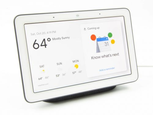 Google Home Hub review-Awesome hardware for Google's nascent smart display software