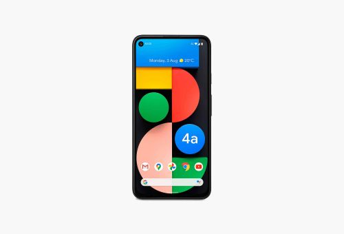 Google Pixel 4a 5G Design Shown In Seemingly-Official Images