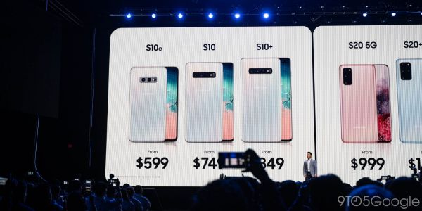 Samsung Galaxy S10 series gets a permanent price cut, now starting at $599
