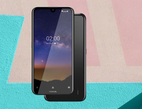 HMD Global launches the new Nokia 2.2