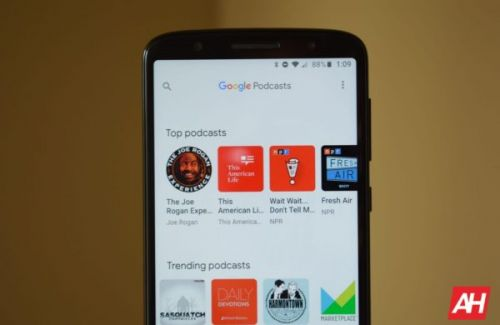 Google Officially Unveils Podcasts Redesign, New Features