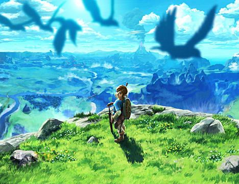 Breath of the Wild Sells Nearly One Million Copies in Japan